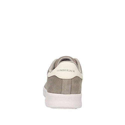 Uomo Sneakers 005 SM30005 Grigio A01 Lumberjack PI0wqFc