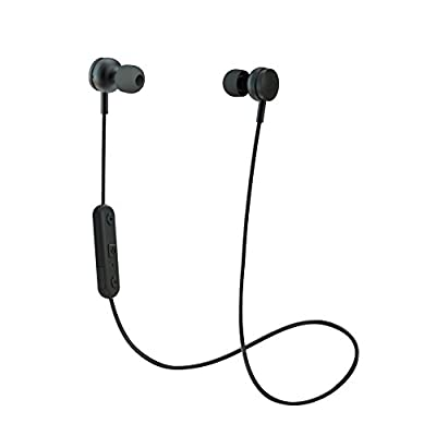 E-Mihi M7 Bluetooth Headphones Wireless In-Ear Earbuds Stereo Sports Earphones with Microphone update version