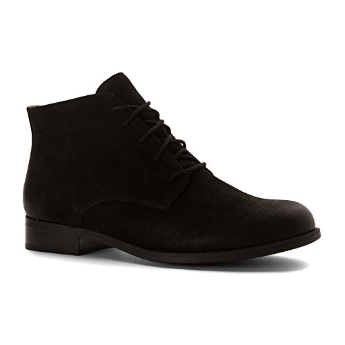 Lace Mid Vionic Women's Country Top Boot Black Mira wnvXt