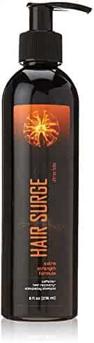Ultrax Labs Hair Surge | Caffeine Hair Loss Hair Growth Stimulating Shampoo