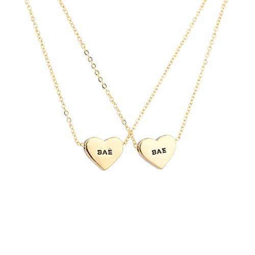 cute friendship necklace amazoncom