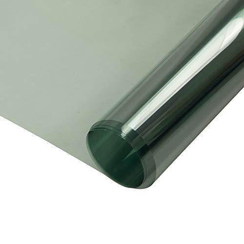 HOHO 4Mil Car Window Film 70% VLT Nano Ceramic Auto Tint Film Tint,152cmx300cm ()