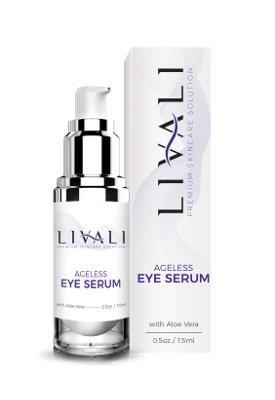 Livali Ageless Eye Serum 0.5 fl oz/15ml by Livali (Image #1)