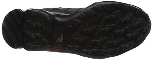 adidas Herren Terrex Swift R Mid Wanderstiefel Grau (Granite/core Black/ck Solid Grey)