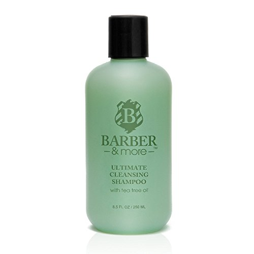 Barber & More Ultimate Cleansing Shampoo with Tea Tree Oil (8 fl oz) -  tto