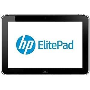 HP ElitePad 900 G1 64GB Net-tablet PC - 10.1 - Intel - Atom Z2760 1.8GHz - 2 GB RAM - Slate - 1280 x 800 Multi-touch Screen Display (LED Backlight) - Bluetooth - Windows 8