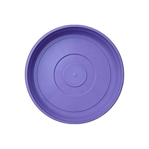 Prato para Vaso de Plantas Violeta 20cm