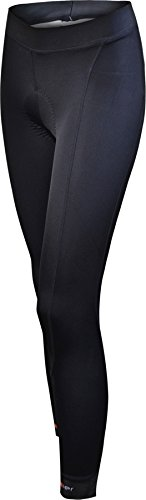 Funkier Vienna S-137-c12 Summer Ladies Full Length Tight In Black