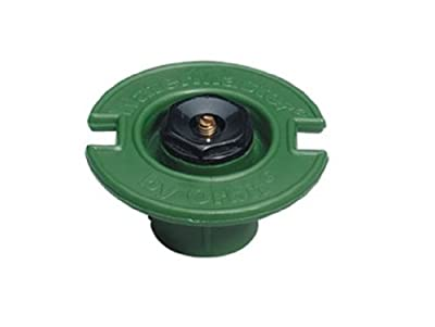 Orbit Quarter Pattern Plastic Flush Sprinkler Head w/Pop-Up Spray Nozzle