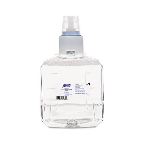 Price comparison product image GOJ190502 - Advanced Instant Hand Sanitizer Foam, Ltx-12 1200 Ml Refill, Clear