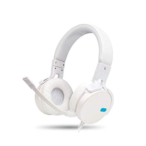IRIVER SoundTake Gaming Headset Noise Cancelling Mic Powerful Bass Dynamic Driver Unit 40mm