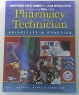 Instructor's Curriculum Resource to accompany Pharmacy Technician Principles and Practice ebook