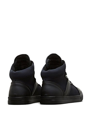 Sneaker Double M Leather New 7 Black Neoprene Feature Kenneth 5 York Men's And US Cole O0FASOnIqv
