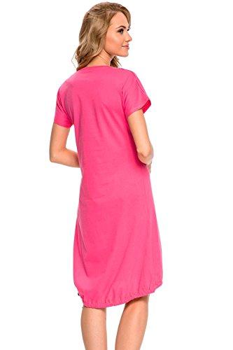 Dn-Nightwear TM.9010 Camisón Rosa