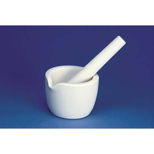 COORS CERAMICS 60323-DS Ceramic Pestle, 194 mm for 400 ml 14 oz