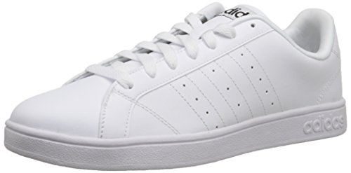 adidas NEO Men's Advantage Clean VL Fashion Sneaker White/White/Black free shipping best place discount for sale ebay online Manchester sale online uhinNUwcr