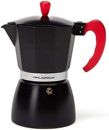 Domotti Cafeteria - Cafetera Espresso (250 ml, inducción, 6 Tazas ...