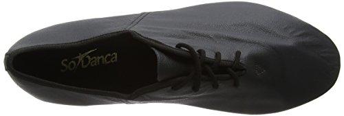 So Danca Women's Jze16 Jazz Shoes Black (Black) KYfUnv