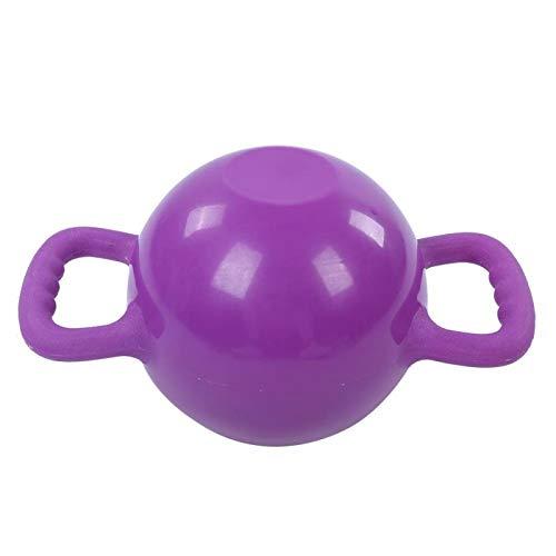 Water Kettlebells, antislip Kettlebells, om af te slanken(purple)
