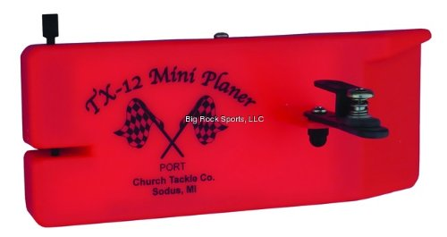 Church Tackle TX-12 in-LINE Planer-Port ()