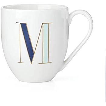 Kate Spade New York 883575 Personal Initial Mug