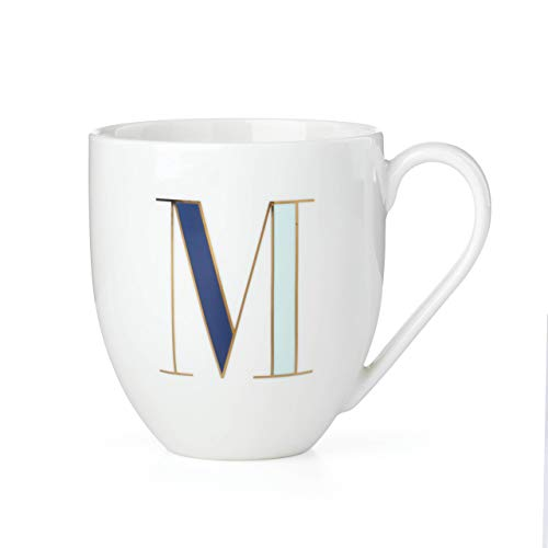 (kate spade New York 883575 It's It's Personal Initial Mug)