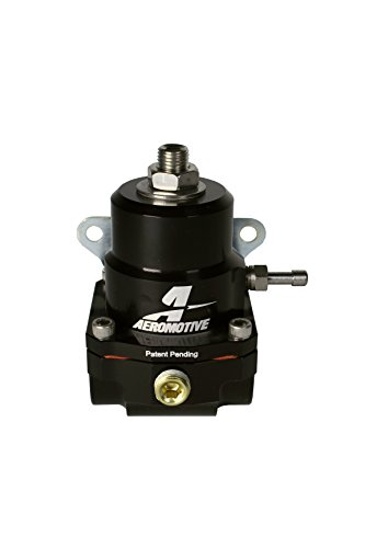 Aeromotive 13139 NEW A1000 Regulator Adjustable EFI (2)-8 inle ()