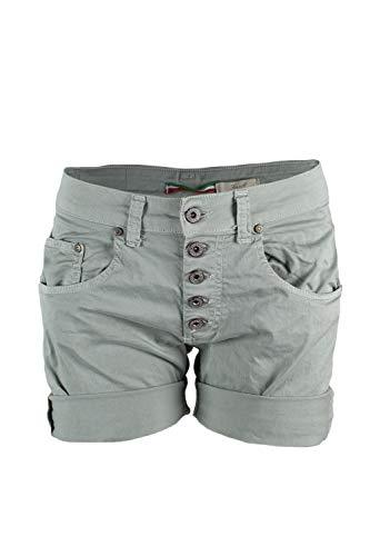 Please Pantaloncini Please Pantaloncini Grigio Donna ggdrXqw