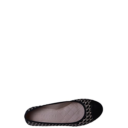 Hispanitas Block Heel Court - 86940 Andros Black