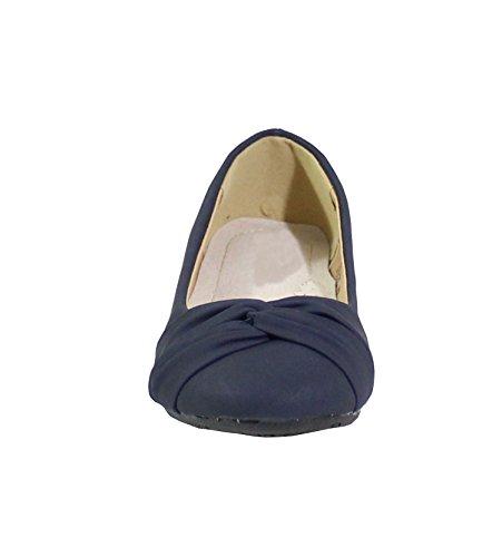 By Donna Ballerine By blu Ballerine Shoes Shoes Donna 6AqAPHz