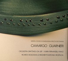 Camargo Guarnieri/O. S. Usp/Karin Fernandes . . . - Seresta, Choro e Homenagem A Fructuoso - Brazil Usps