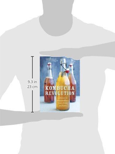 Kombucha-Revolution-75-Recipes-for-Homemade-Brews-Fixers-Elixirs-and-Mixers