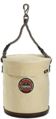 Ergodyne Arsenal 5743T Plastic Bottom Tool Bucket with Cover, 12.5'', 15''H by Ergodyne (Image #2)