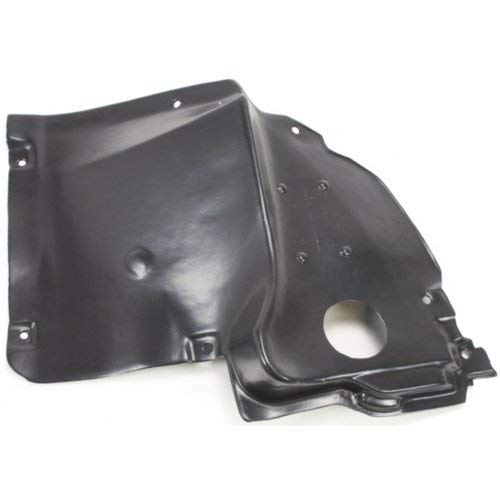 Sports Mercedes C230 Sedan - Garage-Pro Fender Liner for MERCEDES BENZ C-CLASS 01-07 FRONT RH Front Lower Section (203) Chassis Sedan/(Wagon 02-05)