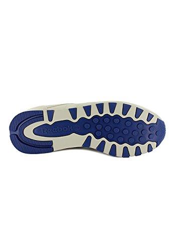 Reebok Classic Leather Zapatillas, Mujer Beige