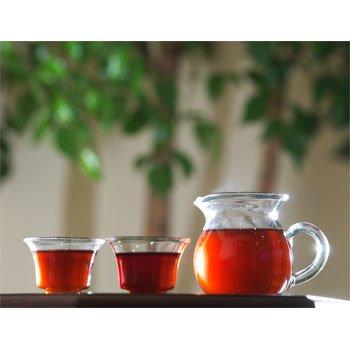 Yunnan Longrun Pu-erh Tea Cake -Dali(Year 2010,Fermented, 357g) by Yunnan Longrun Pu-erh Tea (Image #5)