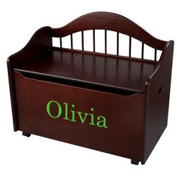 Personalized Limited Cherry Toy Box product image
