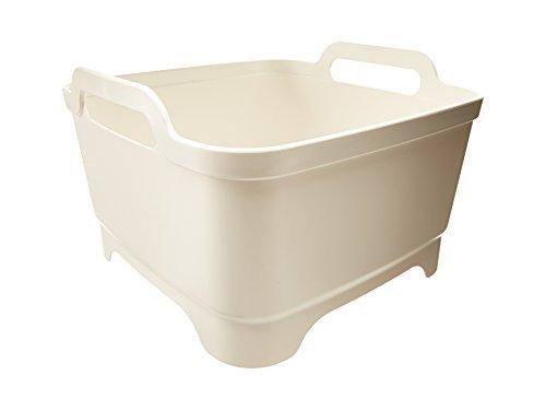 Joseph Joseph 85055 Wash and Drain Dish Tub Plastic Dishpan with Draining P