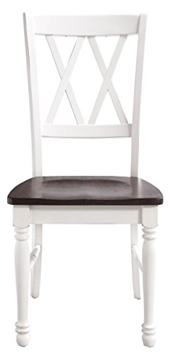 Crosley Furniture CF501018-WH Shelby Dining Chairs (Set of 2), White by Crosley Furniture (Image #2)