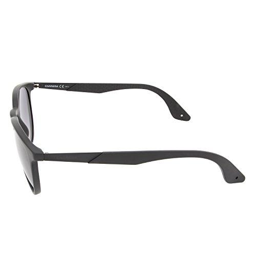 soleil S Matte Black Lunette de Ronde 5019 Carrera Noir axUAwE