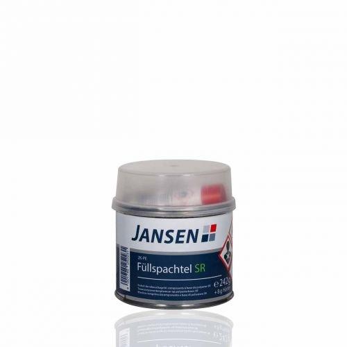 Jansen 2K-PE-Fü llspachtel SR 250g - 2-Komponenten Polyesterspachtel