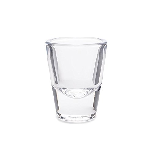 Buswell Stackable Shot Glasses - 1oz (30ml) / Pack of 24 by Cocktail Kingdom