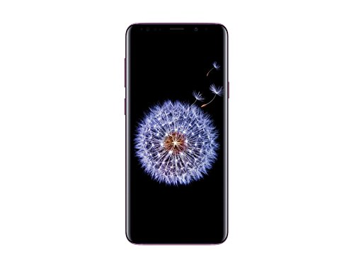 Samsung Galaxy S9+ G9650 64GB Unlocked GSM 4G LTE Phone w/ Dual 12MP Camera - Lilac Purple (Renewed) ()