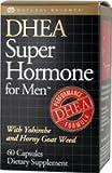 DHEA Super Hormone for Men Natural Balance 60 Caps