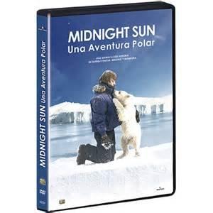 Midnight Sun Una Aventura Polar Dvd Amazones Goran Visnjic