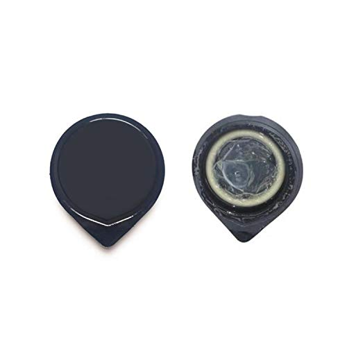 10 Piezas - Nuevo CondoN Transparente Desechable Ultra Delgado PortaTil De Caja PequenA CondoN De Seguridad Unisex SuPer ElaStico De LaTex Natural (0 01 mm)