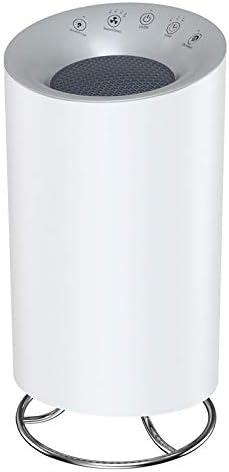 RUIXFAP Tranquilo Purificador de Aire, Sistema de filtración de 3 etapas, purificador de Aire y Filtro de carbón Activado para alergias, caspa de Mascotas, Humo, ácaros del Polvo Regalo, White: Amazon.es: Deportes