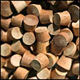 WIDGETCO 5/16'' Mahogany Wood Plugs, End Grain(QTY 5,000)