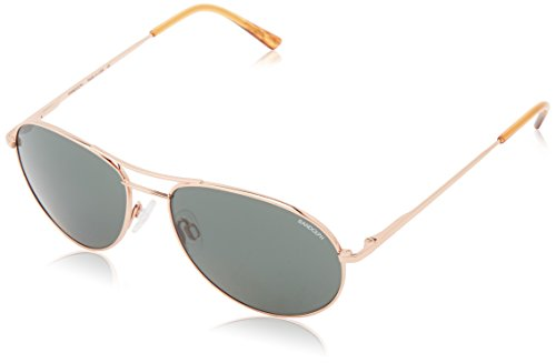 Randolph Crew Chief II CT45414-PC Oval Sunglasses,Rose Gold,54 - Engineering Aviator Gold Randolph Sunglasses By Frame