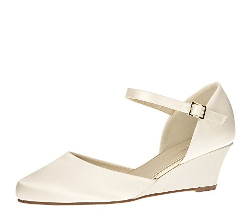 Rainbow Club Women's Ankle off-white Size: 7
